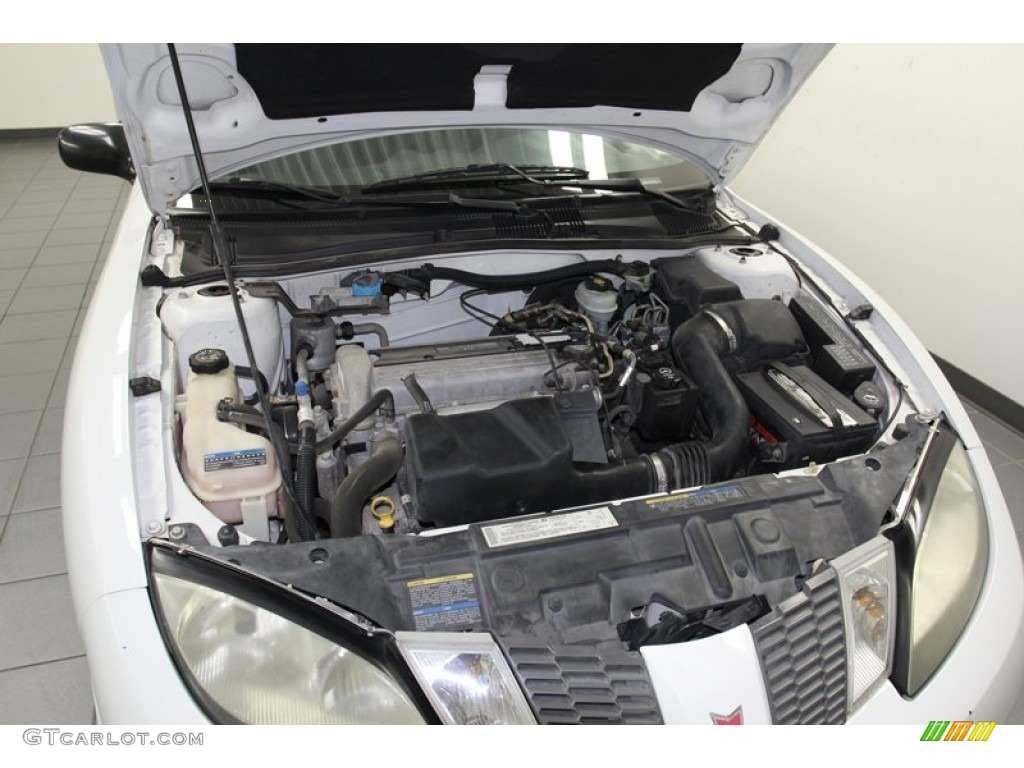 2004 pontiac sunfire coupe 2 2l dohc 16v ecotec 4 cylinder. Black Bedroom Furniture Sets. Home Design Ideas