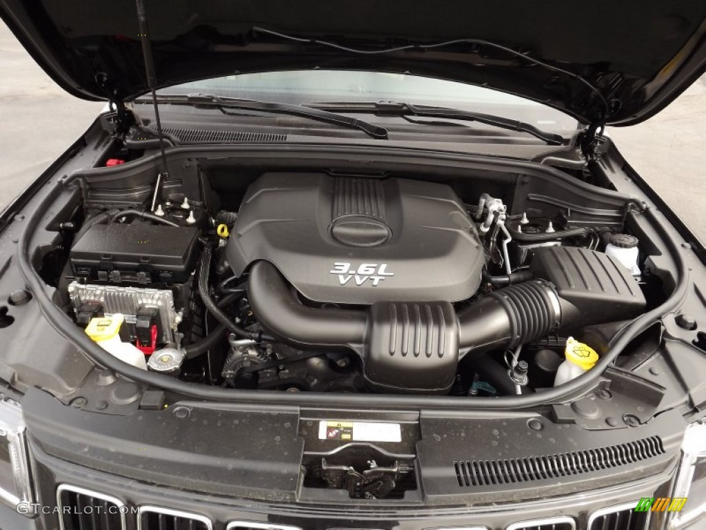 2014 jeep grand cherokee laredo 4x4 engine photos
