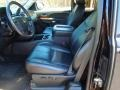 2011 Black Chevrolet Silverado 1500 LTZ Extended Cab 4x4  photo #9