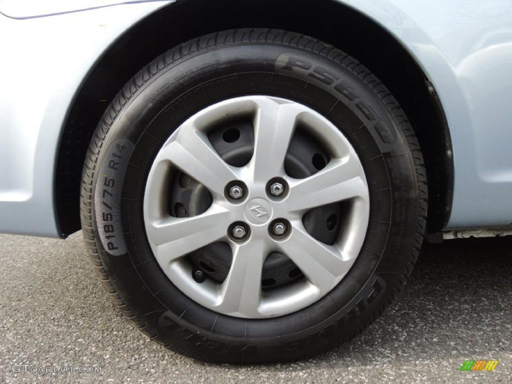 2011 Hyundai Accent Gls 4 Door Wheel Photo 78599488