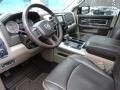2012 Deep Molten Red Pearl Dodge Ram 1500 Laramie Longhorn Crew Cab 4x4  photo #8
