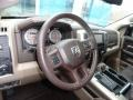 2012 Deep Molten Red Pearl Dodge Ram 1500 Laramie Longhorn Crew Cab 4x4  photo #10