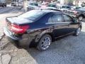 2008 Black Lincoln MKZ AWD Sedan  photo #4
