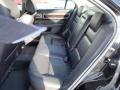 2008 Black Lincoln MKZ AWD Sedan  photo #9