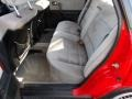 Rear Seat of 1986 5000 S Sedan