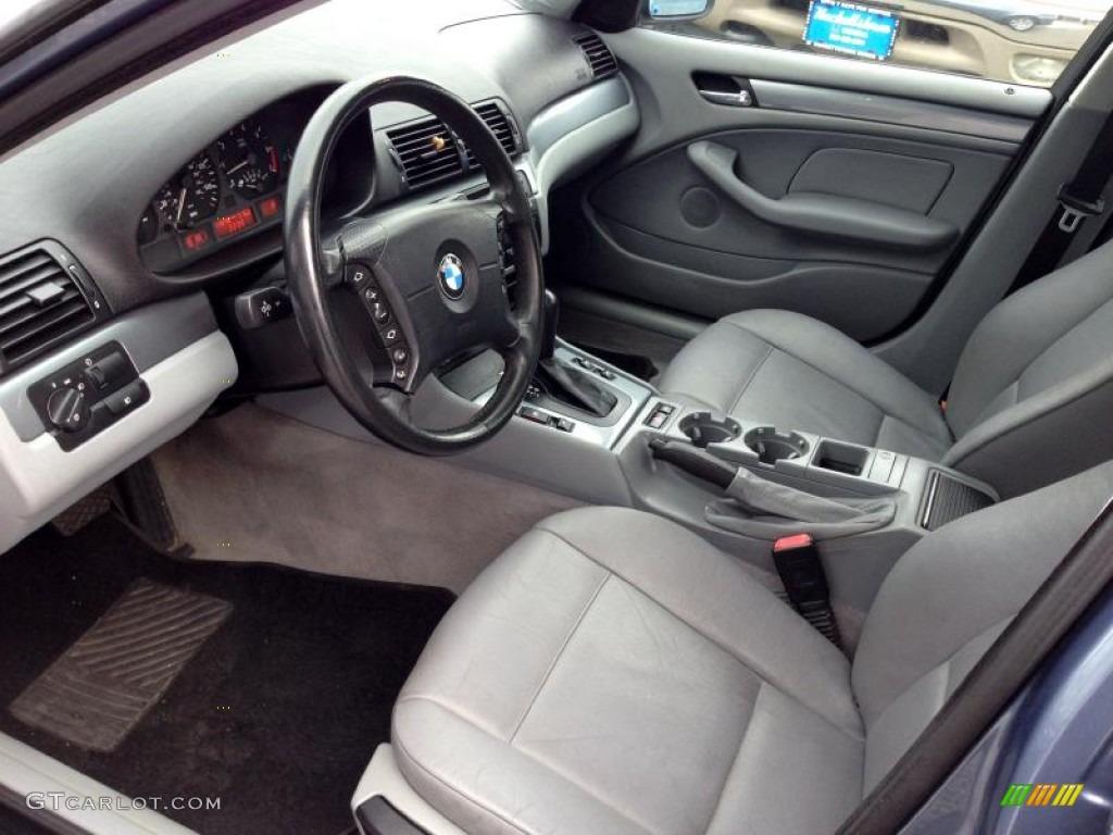2001 Bmw 3 Series 325i Sedan Interior Color Photos