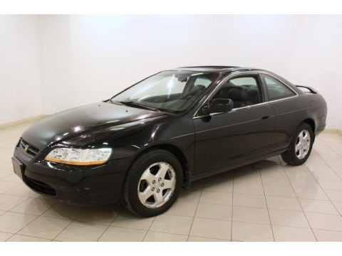 2000 honda accord ex v6 coupe data info and specs. Black Bedroom Furniture Sets. Home Design Ideas