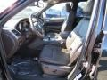 Summit Grand Canyon Jeep Brown Natura Leather Interior Photo for 2014 Jeep Grand Cherokee #78606162