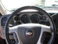 Ebony Steering Wheel Photo for 2008 Chevrolet Silverado 1500 #78614411
