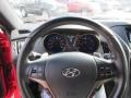 Black Cloth Steering Wheel Photo for 2013 Hyundai Genesis Coupe #78621060