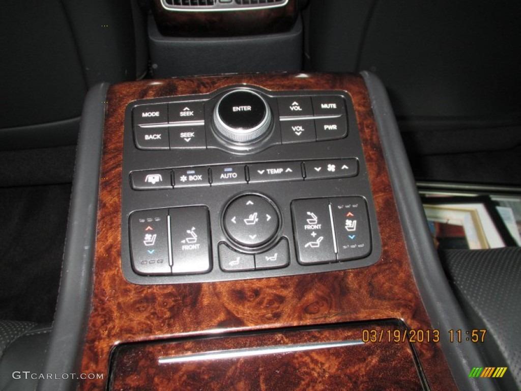 2011 Hyundai Equus Signature Controls Photo 78623463 Gtcarlot Com