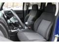 Ebony/Pewter Front Seat Photo for 2009 Hummer H3 #78624891