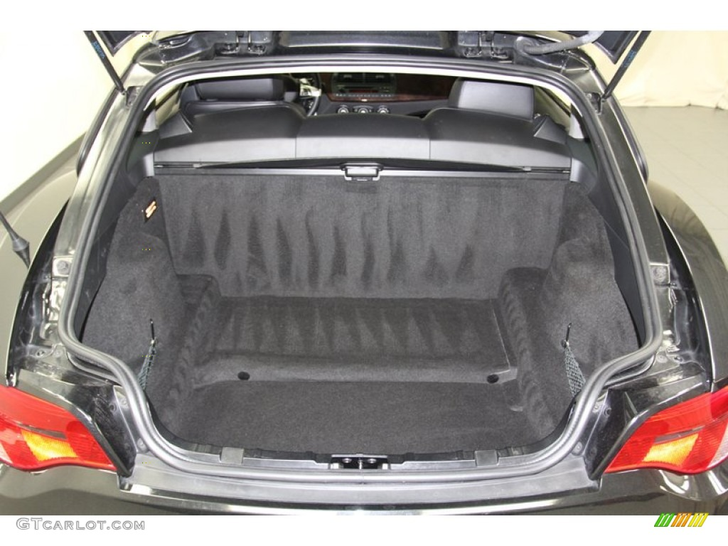2008 Bmw Z4 3 0si Coupe Trunk Photos Gtcarlot Com