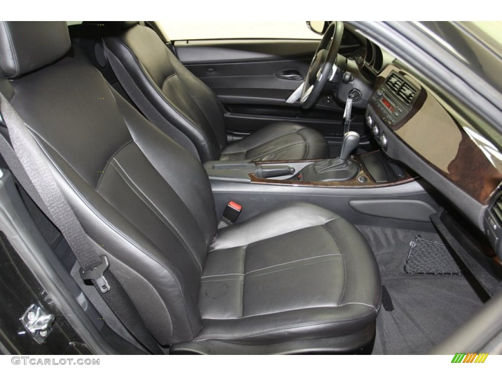2008 Bmw Z4 3 0si Coupe Interior Color Photos Gtcarlot Com