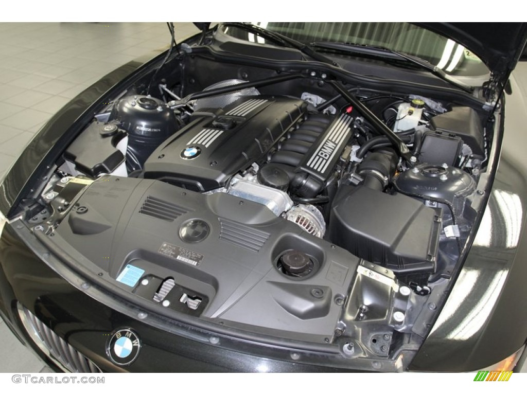 2008 Bmw Z4 30si Coupe Engine Photos Gtcarlotcom