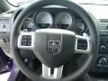 Dark Slate Gray Steering Wheel Photo for 2013 Dodge Challenger #78636537