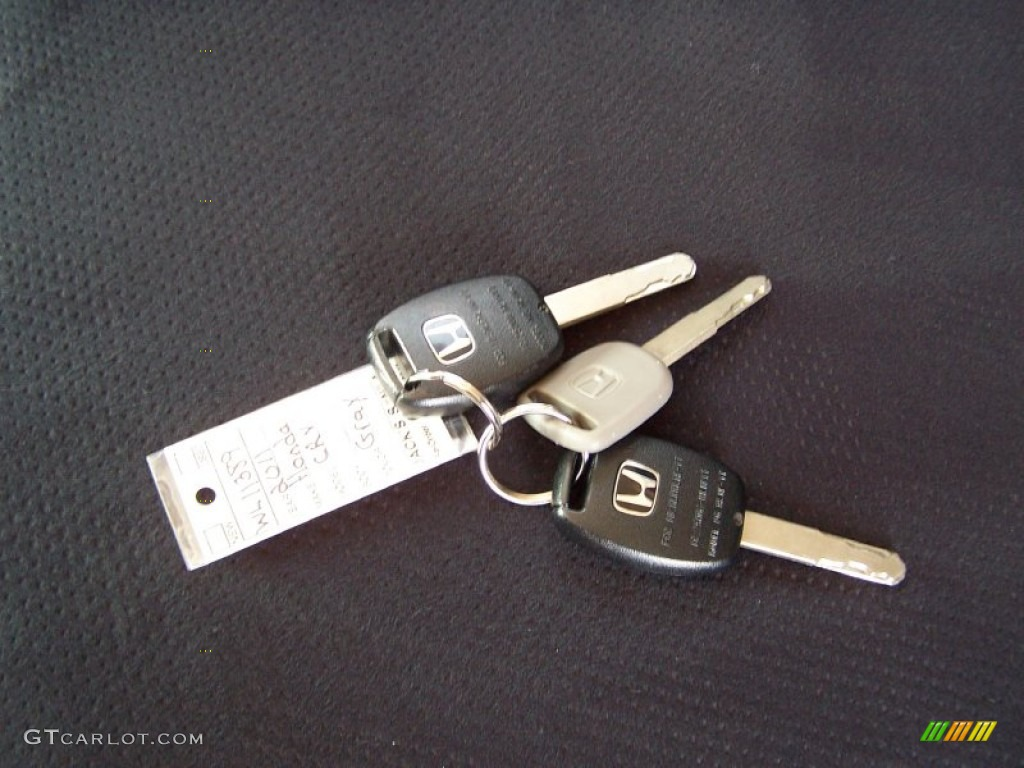 2011 CR-V SE - Polished Metal Metallic / Black photo #20