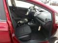 2013 Ruby Red Ford Fiesta SE Hatchback  photo #13