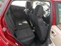 2013 Ruby Red Ford Fiesta SE Hatchback  photo #14