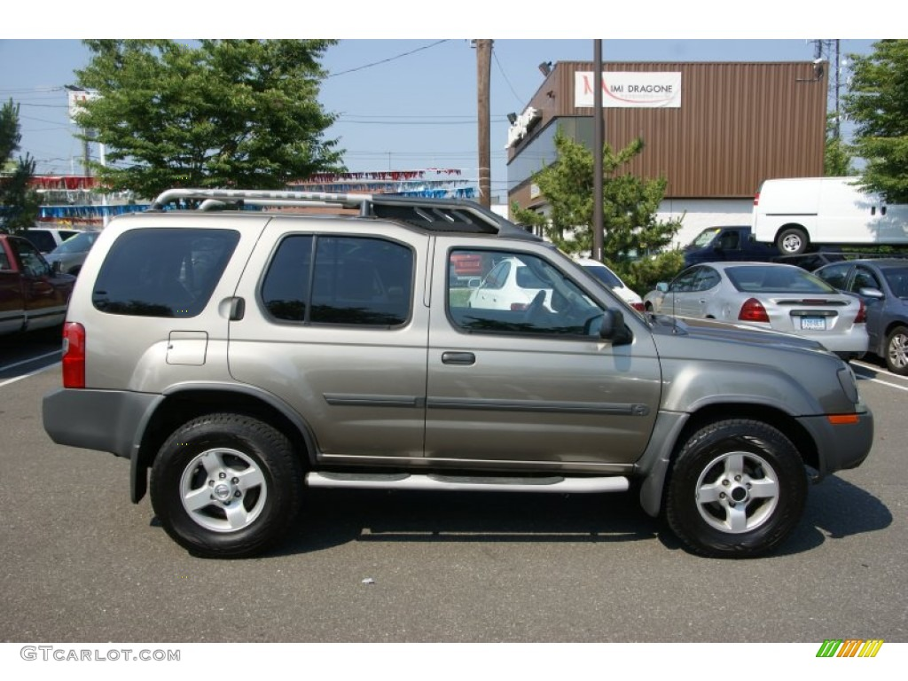 Granite Metallic 2004 Nissan Xterra Se 4x4 Exterior Photo