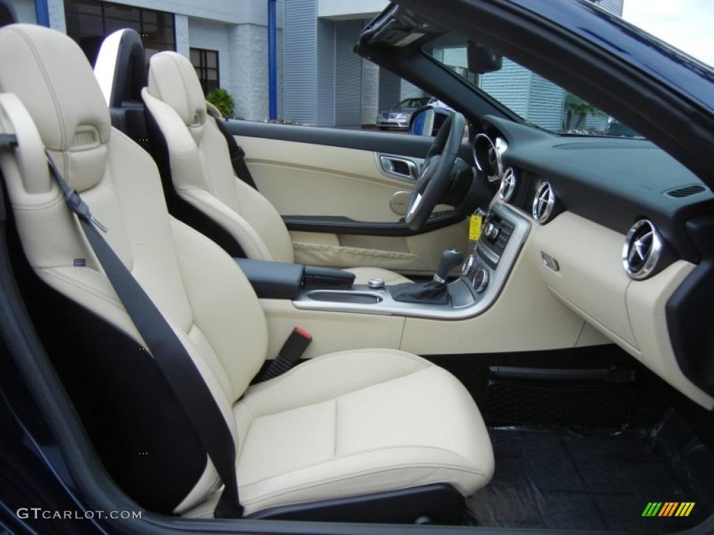 2012 Mercedes Benz Slk 250 Roadster Interior Color Photos