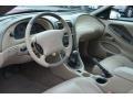 2004 Ford Mustang Medium Parchment Interior Prime Interior Photo