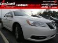 Stone White 2011 Chrysler 200 Touring