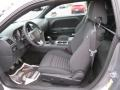 Dark Slate Gray Interior Photo for 2013 Dodge Challenger #78668176
