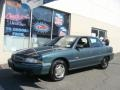 Medium Sea Green Metallic 1997 Buick Skylark Custom Sedan