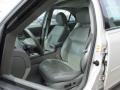 2003 Lincoln LS Dark Ash/Medium Ash Interior Front Seat Photo