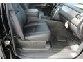 2013 Black Chevrolet Silverado 1500 LTZ Crew Cab 4x4  photo #17