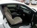 Medium Stone 2014 Ford Mustang Interiors