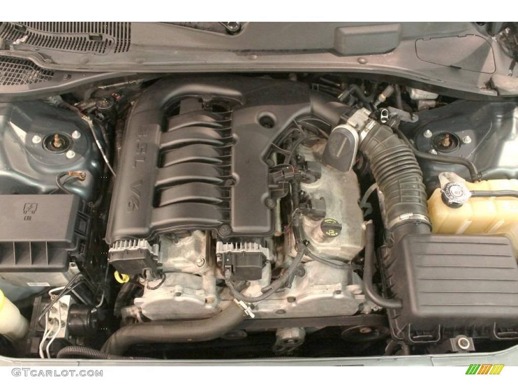 2005 dodge magnum sxt 3 5 liter sohc 24 valve v6 engine. Black Bedroom Furniture Sets. Home Design Ideas
