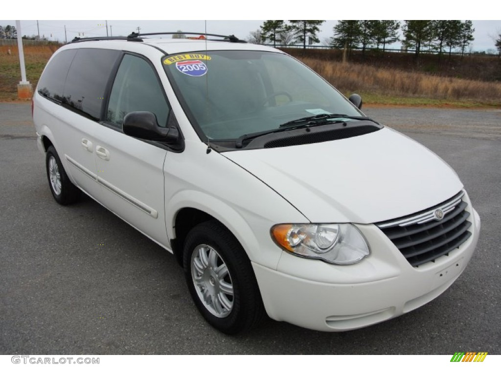 stone white 2005 chrysler town country touring exterior photo 78684562. Black Bedroom Furniture Sets. Home Design Ideas