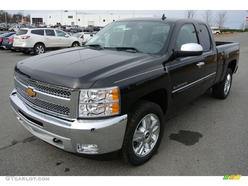 Fairway Green Chevrolet Silverado | Autos Weblog