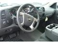 Ebony Dashboard Photo for 2013 Chevrolet Silverado 1500 #78689578