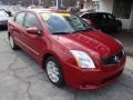 Red Brick 2012 Nissan Sentra Gallery
