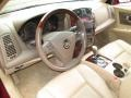 Cashmere 2007 Cadillac CTS Interiors