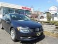 Night Blue Metallic 2012 Volkswagen Passat 2.5L SE