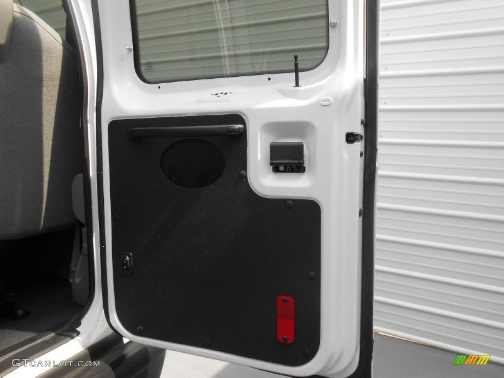 2013 Ford E Series Van E350 Xl Extended Passenger Medium Flint Door Panel Photo 78711923