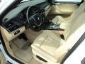 Sand Beige 2008 BMW X5 Interiors