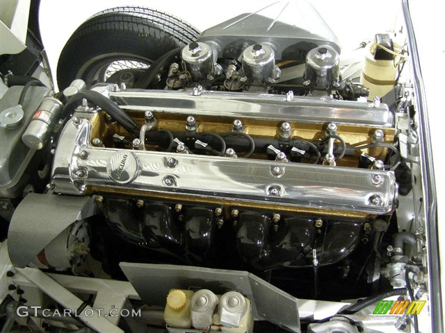1966 Jaguar Etype Xke 42 Roadster