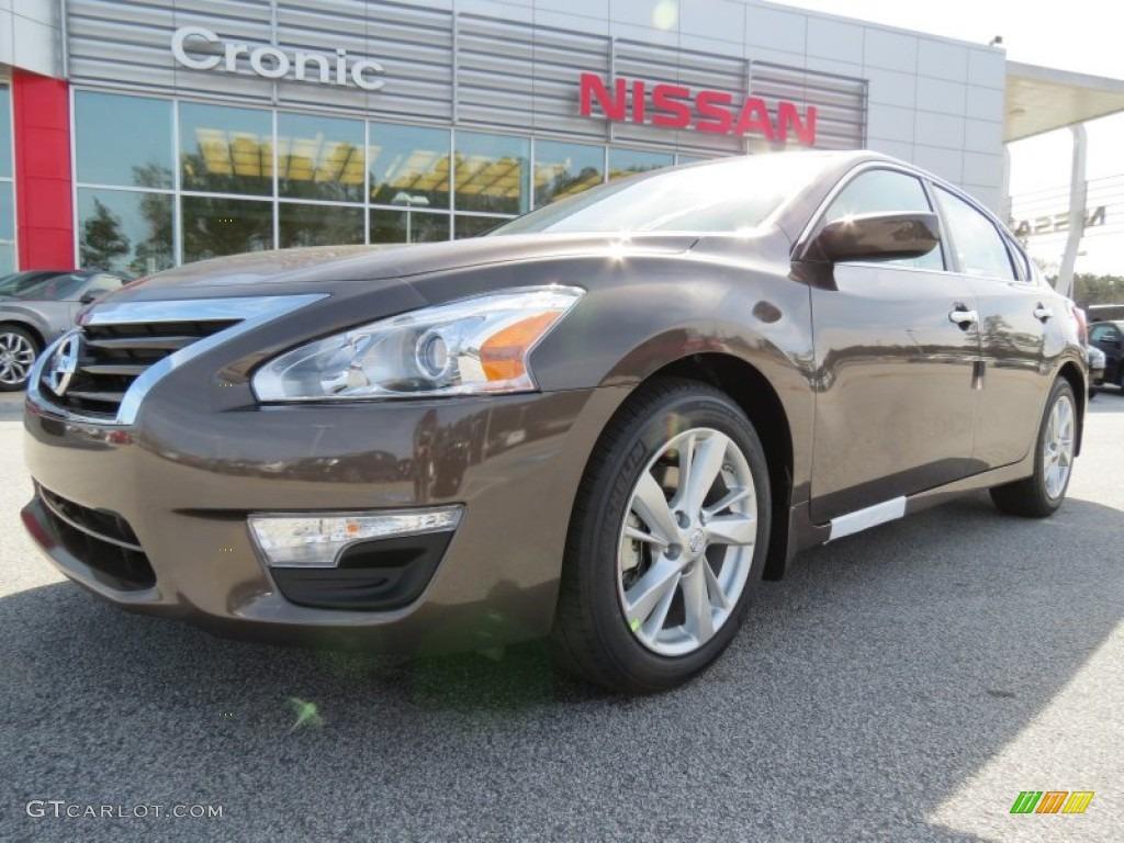 Java Metallic Nissan Altima