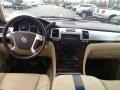 2007 Cadillac Escalade Cocoa/Light Cashmere Interior Dashboard Photo
