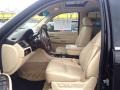 2007 Cadillac Escalade Cocoa/Light Cashmere Interior Interior Photo