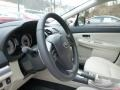 Ivory Steering Wheel Photo for 2013 Subaru Impreza #78722327