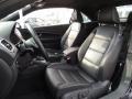 Titan Black 2009 Volkswagen Eos Interiors