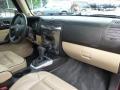 Light Cashmere/Ebony Dashboard Photo for 2009 Hummer H3 #78733000