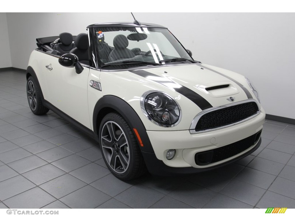 2013 pepper white mini cooper s convertible 78698639 car color galleries. Black Bedroom Furniture Sets. Home Design Ideas