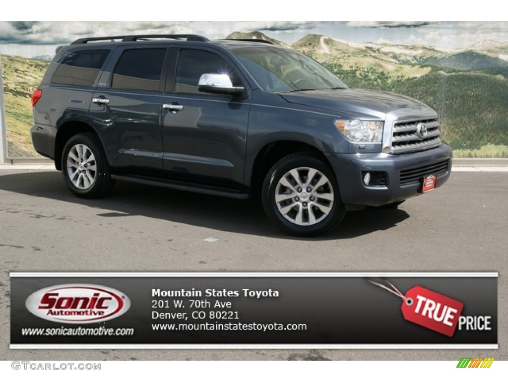 78745321 - 2010 Toyota Sequoia Limited 4x4